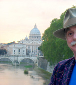 Howard Rheingold in Rome